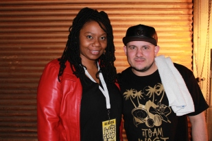 PepperBrooks & Comedian White Yardie