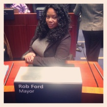 PepperBrooks starring as Rob Ford!