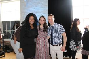 PepperBrooks, Lily Ostos & Francois Mulder