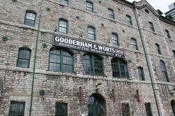 Distillery District - Toronto