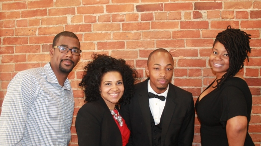 CB Squared Hair Studio - Grand Opening!  Evon, Camille, Chadwin, PepperBrooks