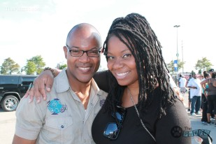 Actor Howard Green & PepperBrooks