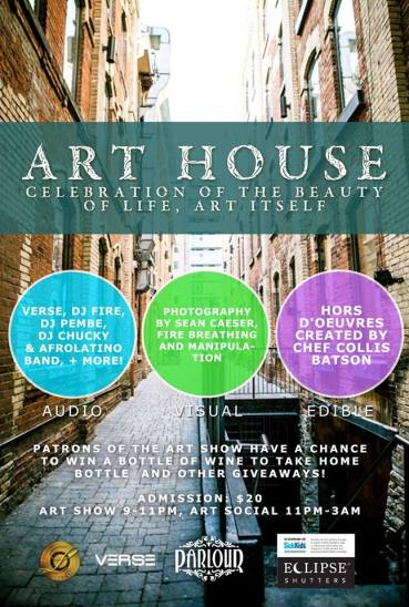 Art House Nov 15