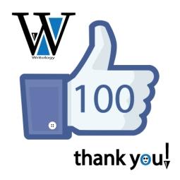 writology100likes