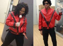 PepperBrooks, Michael Jackson